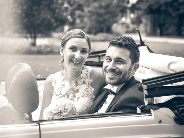 Il matrimonio di Luca e Ingrid a Cassano d'Adda, Milano 67