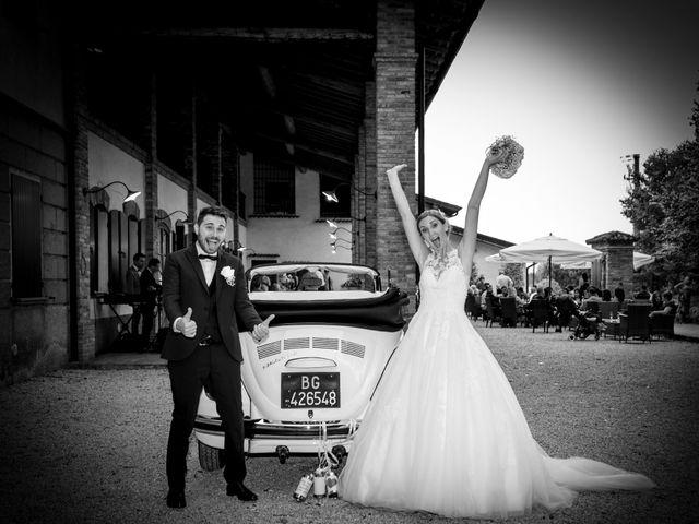 Il matrimonio di Luca e Ingrid a Cassano d'Adda, Milano 69