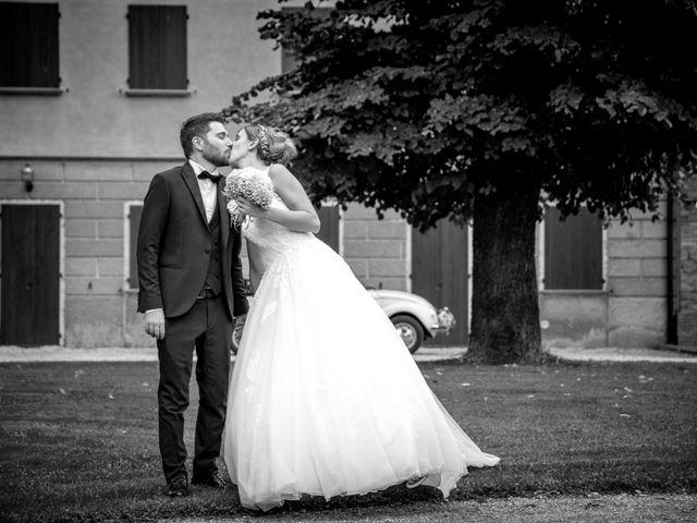 Il matrimonio di Luca e Ingrid a Cassano d'Adda, Milano 70