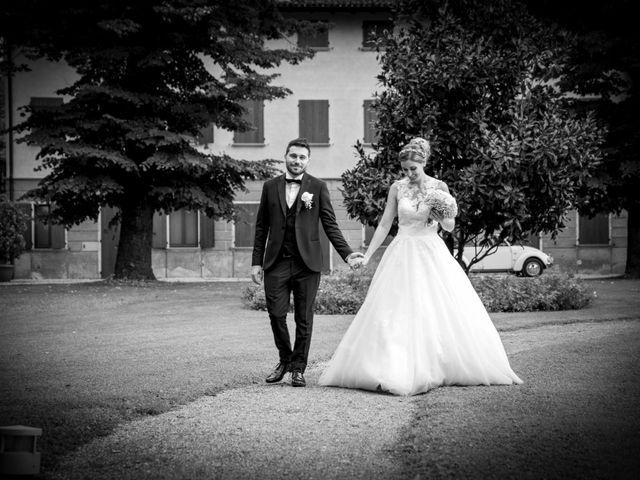 Il matrimonio di Luca e Ingrid a Cassano d'Adda, Milano 71