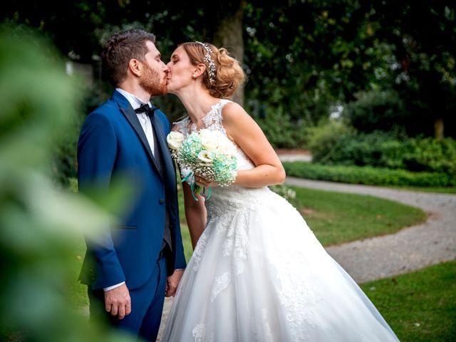 Il matrimonio di Luca e Ingrid a Cassano d'Adda, Milano 72