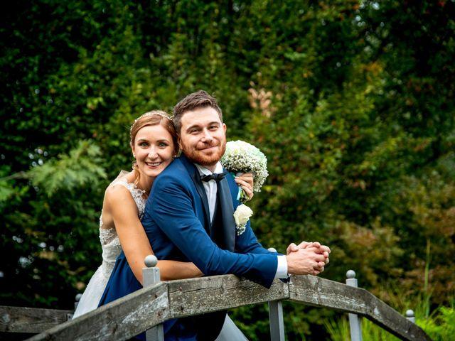Il matrimonio di Luca e Ingrid a Cassano d'Adda, Milano 76