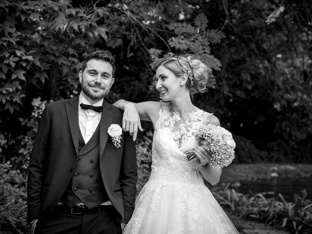 Il matrimonio di Luca e Ingrid a Cassano d'Adda, Milano 78