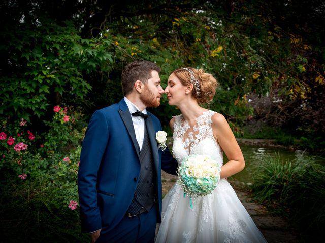 Il matrimonio di Luca e Ingrid a Cassano d'Adda, Milano 80