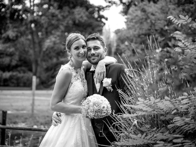 Il matrimonio di Luca e Ingrid a Cassano d'Adda, Milano 84