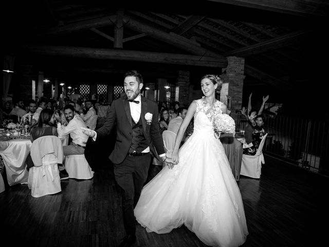 Il matrimonio di Luca e Ingrid a Cassano d'Adda, Milano 89