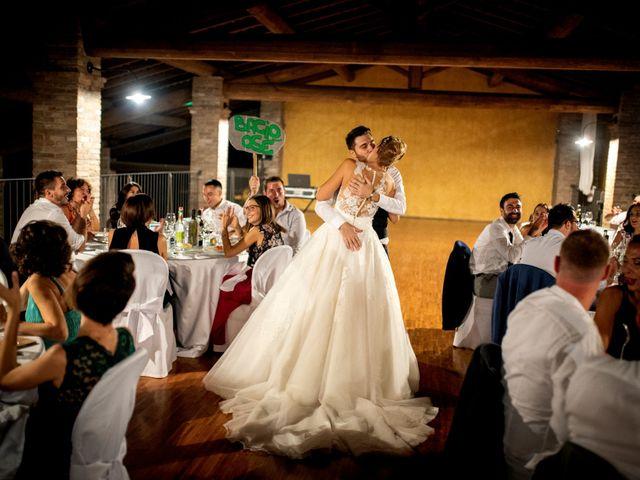 Il matrimonio di Luca e Ingrid a Cassano d'Adda, Milano 90