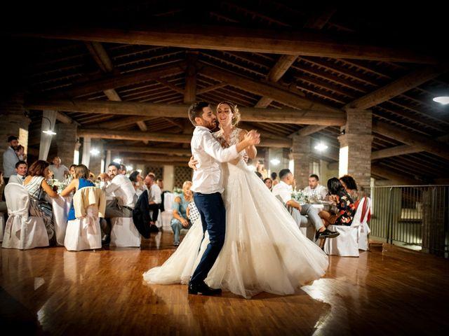 Il matrimonio di Luca e Ingrid a Cassano d'Adda, Milano 94