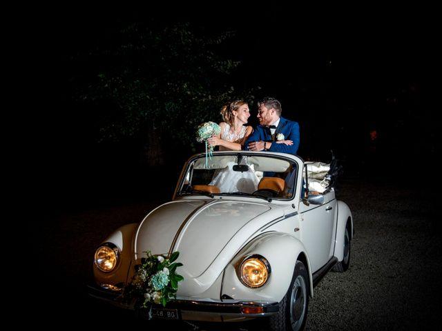 Il matrimonio di Luca e Ingrid a Cassano d'Adda, Milano 97