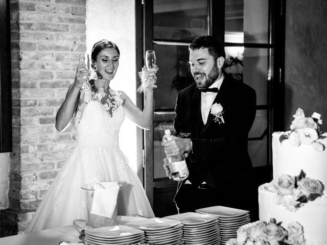 Il matrimonio di Luca e Ingrid a Cassano d'Adda, Milano 103