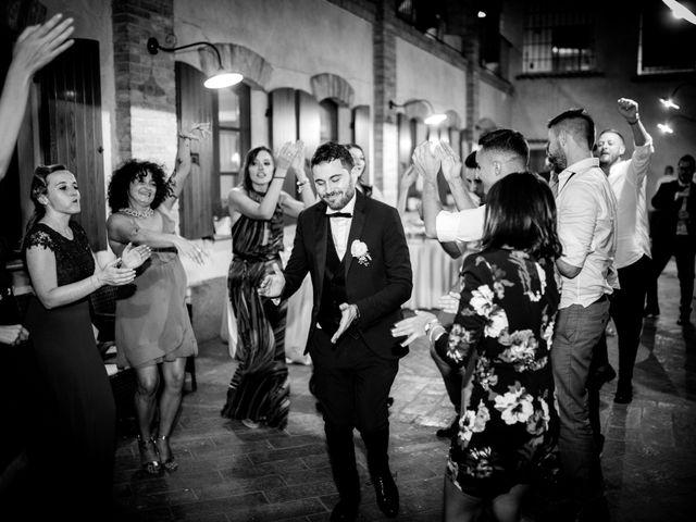 Il matrimonio di Luca e Ingrid a Cassano d'Adda, Milano 109