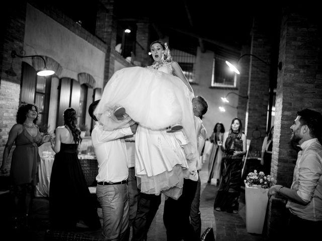 Il matrimonio di Luca e Ingrid a Cassano d'Adda, Milano 112