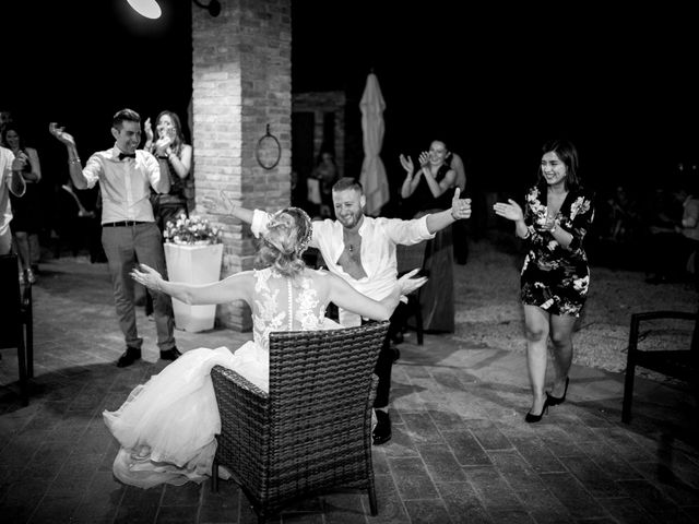 Il matrimonio di Luca e Ingrid a Cassano d'Adda, Milano 114