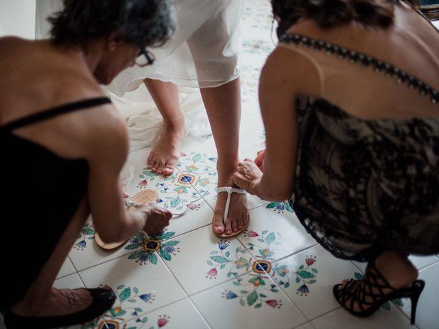 Il matrimonio di Luigi e Valentina a Vietri sul Mare, Salerno 29