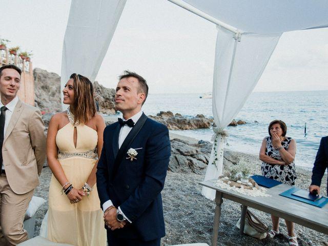 Il matrimonio di Luigi e Valentina a Vietri sul Mare, Salerno 38