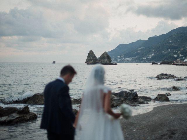 Il matrimonio di Luigi e Valentina a Vietri sul Mare, Salerno 51