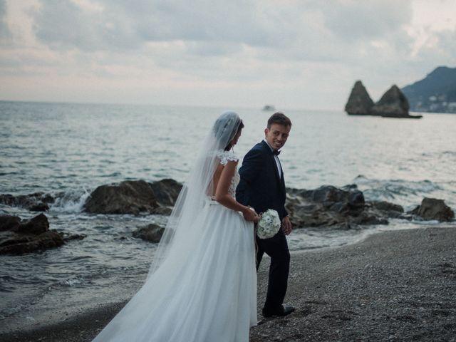 Il matrimonio di Luigi e Valentina a Vietri sul Mare, Salerno 52