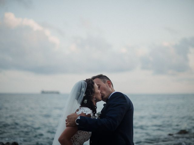 Il matrimonio di Luigi e Valentina a Vietri sul Mare, Salerno 53