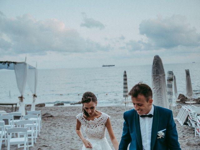 Il matrimonio di Luigi e Valentina a Vietri sul Mare, Salerno 66