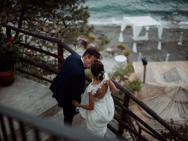 Il matrimonio di Luigi e Valentina a Vietri sul Mare, Salerno 68