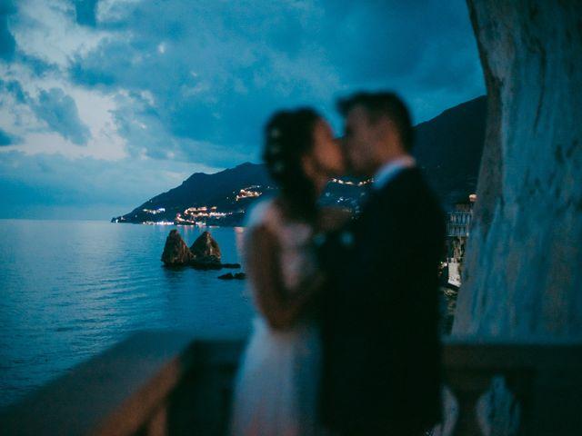 Il matrimonio di Luigi e Valentina a Vietri sul Mare, Salerno 73
