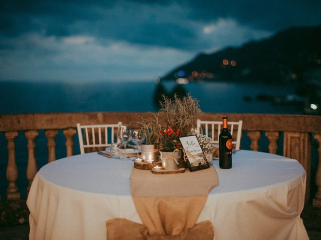 Il matrimonio di Luigi e Valentina a Vietri sul Mare, Salerno 74