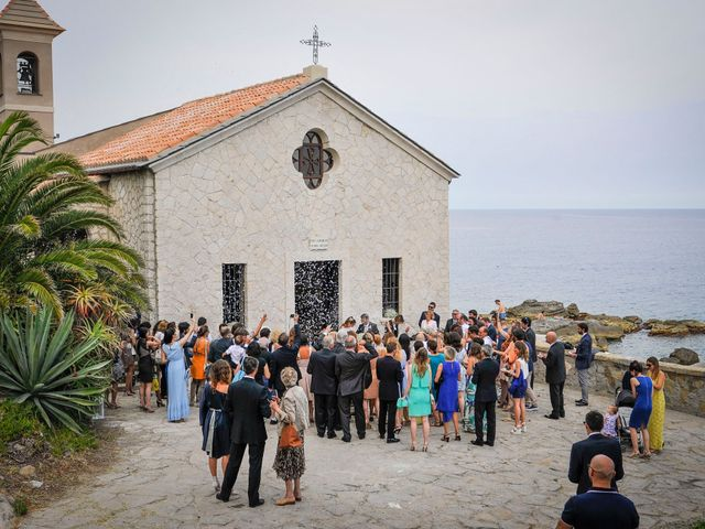 Il matrimonio di Marco e Cristina a Bordighera, Imperia 40