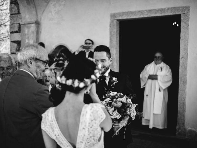 Il matrimonio di Andrea e Melania a Verbania, Verbania 25
