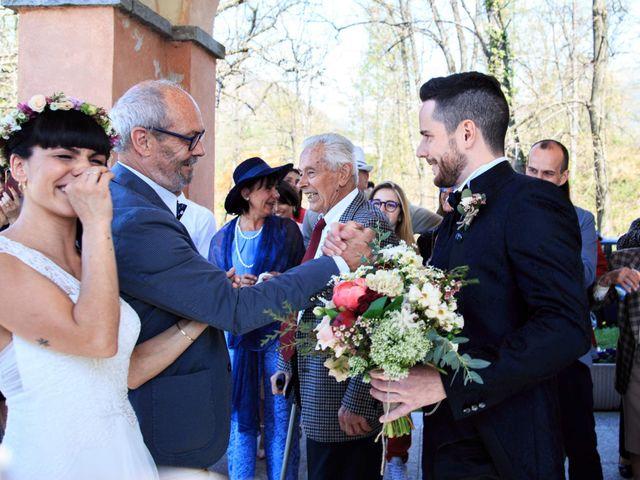 Il matrimonio di Andrea e Melania a Verbania, Verbania 27