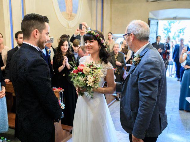 Il matrimonio di Andrea e Melania a Verbania, Verbania 37