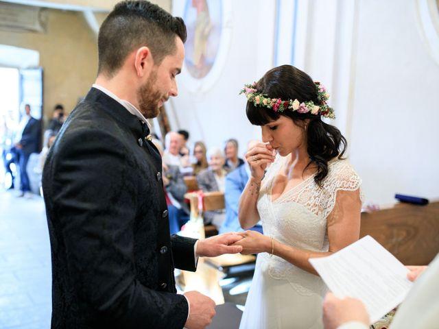 Il matrimonio di Andrea e Melania a Verbania, Verbania 41