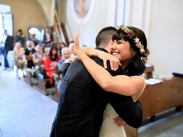 Il matrimonio di Andrea e Melania a Verbania, Verbania 1
