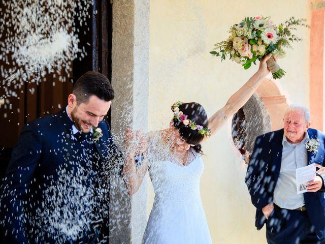 Il matrimonio di Andrea e Melania a Verbania, Verbania 44