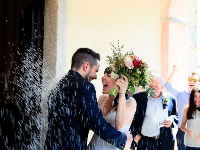 Il matrimonio di Andrea e Melania a Verbania, Verbania 45