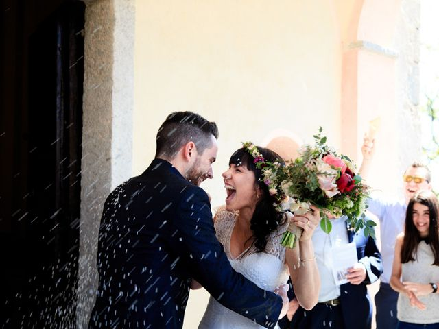 Il matrimonio di Andrea e Melania a Verbania, Verbania 46
