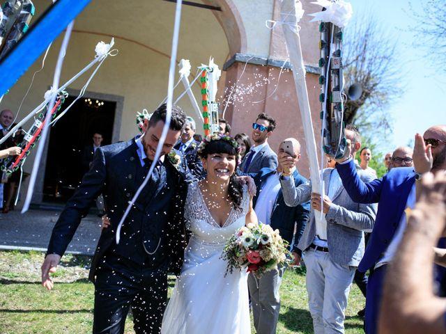 Il matrimonio di Andrea e Melania a Verbania, Verbania 47
