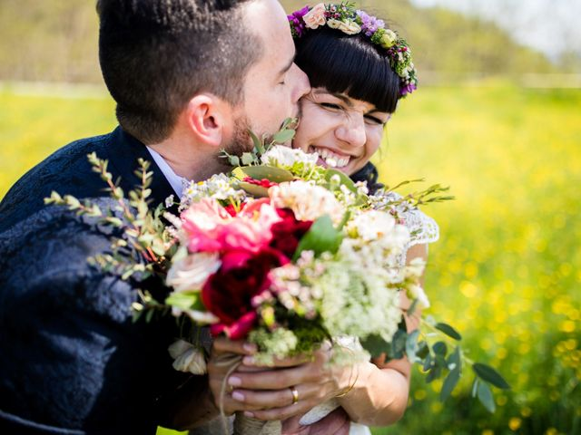 Il matrimonio di Andrea e Melania a Verbania, Verbania 65