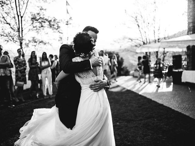 Il matrimonio di Andrea e Melania a Verbania, Verbania 99