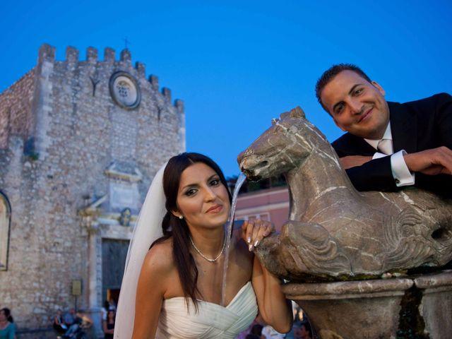 Le nozze di Ida e Giancarlo