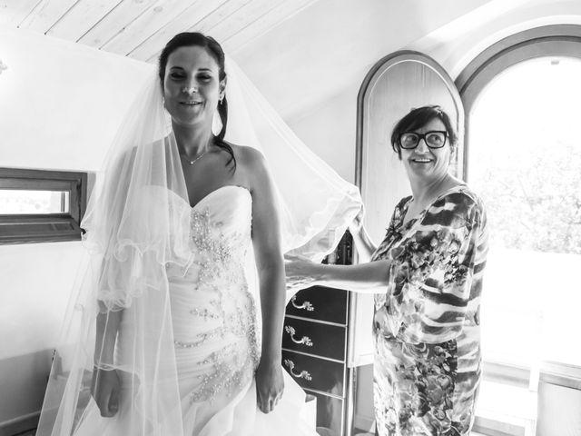 Il matrimonio di Francesco e Heidy a Todi, Perugia 14