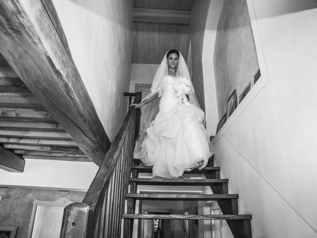 Il matrimonio di Francesco e Heidy a Todi, Perugia 21