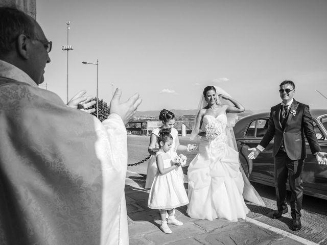 Il matrimonio di Francesco e Heidy a Todi, Perugia 25