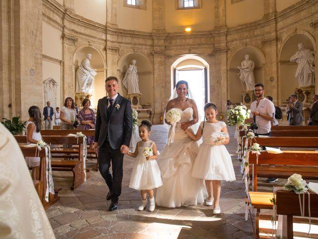 Il matrimonio di Francesco e Heidy a Todi, Perugia 26