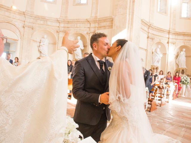 Il matrimonio di Francesco e Heidy a Todi, Perugia 34