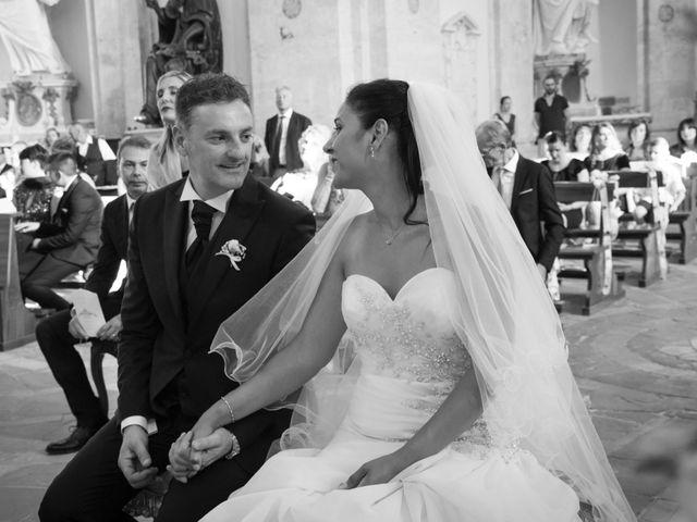 Il matrimonio di Francesco e Heidy a Todi, Perugia 35