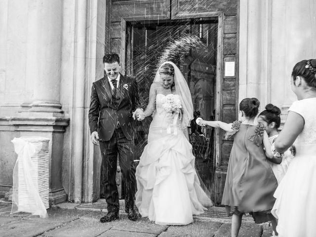 Il matrimonio di Francesco e Heidy a Todi, Perugia 36