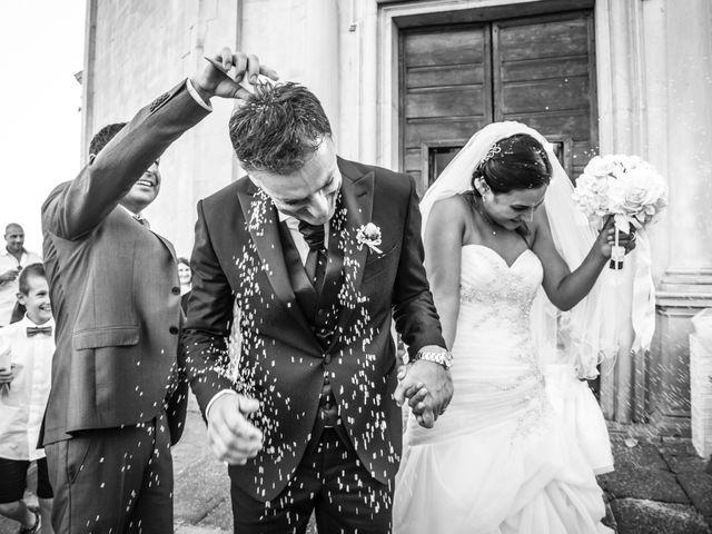 Il matrimonio di Francesco e Heidy a Todi, Perugia 37