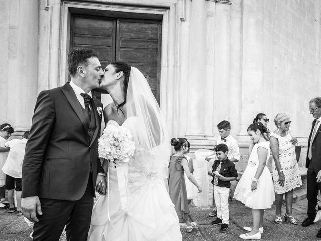 Il matrimonio di Francesco e Heidy a Todi, Perugia 38