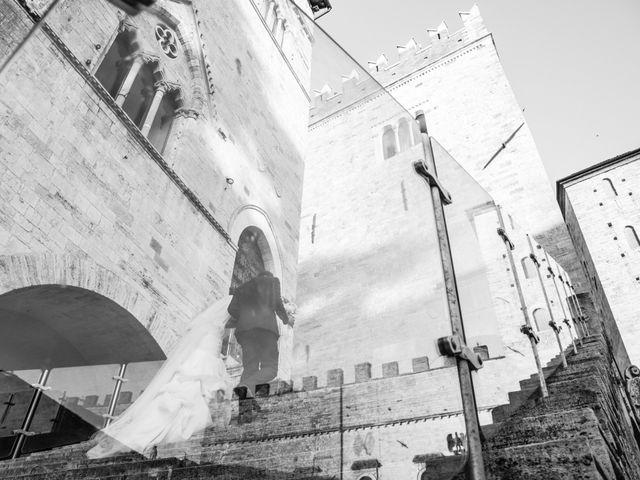 Il matrimonio di Francesco e Heidy a Todi, Perugia 42