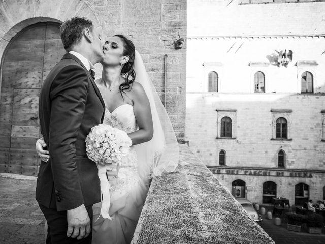 Il matrimonio di Francesco e Heidy a Todi, Perugia 43